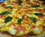 Pizza Jazz Café. Foto por Mitzi Vera