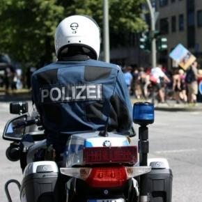 Polizei wird mehr zu tun haben.
