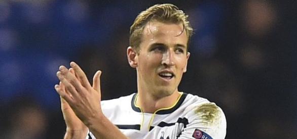 Harry Kane poderá estar a caminho do Man United