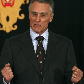 Cavaco Silva, presidente da República