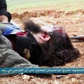 liderul Al-Qaeda a fost împuşcat