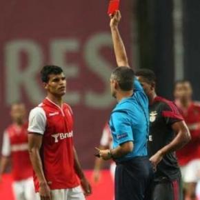 Marco Ferreira com polémica sobre arbitragem