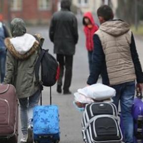 Refugiaţi sau migranţi? Preluare foto digi24.ro