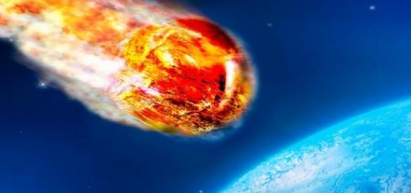 Pericolul impactului unei comete cu Pamantul