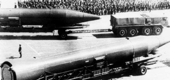 Rachetele nucleare SS-5 din perioada sovietică