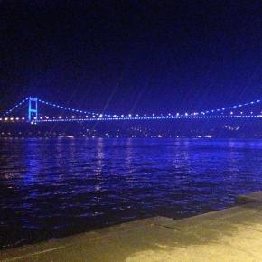 Puente Bosforo Estambul por Emilia Ochoa