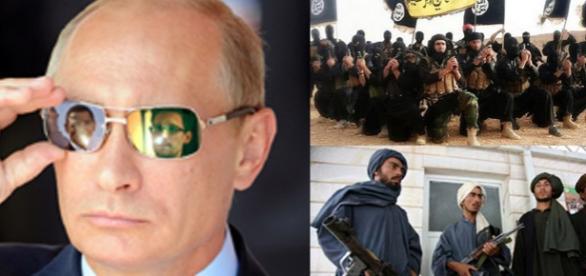 Este posibilă o alianţă între Putin şi talibani?