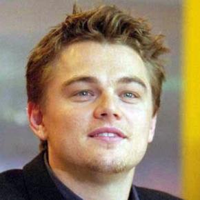 Leonard DiCaprio. Image credit in text below