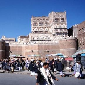Saudi forces attempt to reclaim Sanaa, Yemen.