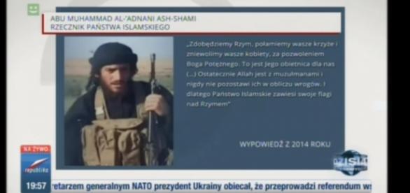 Islamiści biorą wszystko (TV Republika print scrn)