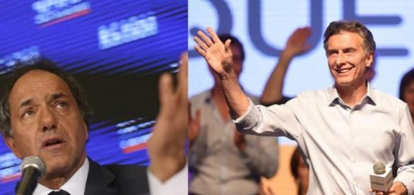 Los dos candidatos finalmente debatiran