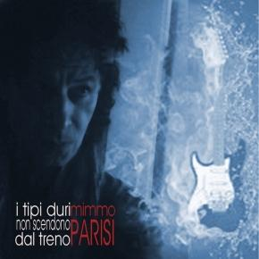 Cover del nuovo album di Parisi