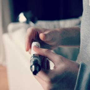 Gesundheitsberufe befürworten E-Zigarette?