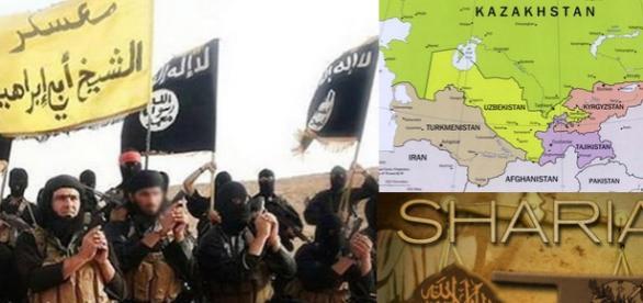Luptătorii Statului Islamic ameninţă Asia Centrală
