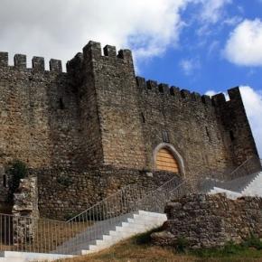 Castelo foi erguido por Gualdim Pais