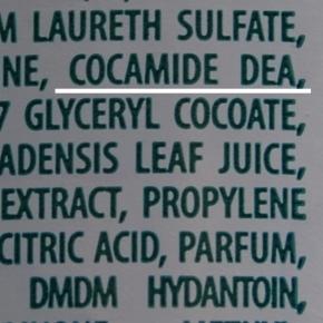 DEA - popularny składnik kosmetyków a nowotwory