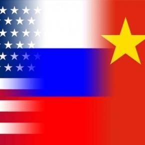 USA, Russian Federation and China.