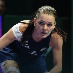 Finalistka WTA Finals 2015 - Agnieszka Radwańska