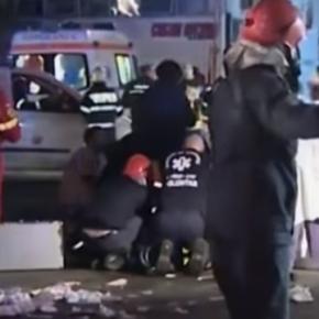 Viele Tote im Bukarester Nachtclub, Foto: YouTube
