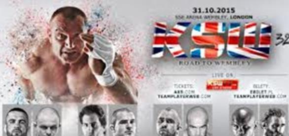 KSW 32 w Londynie: Pudzianowski vs Graham