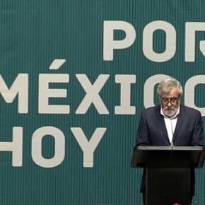 Alejandro Encinas Rodríguez, senador del PRD