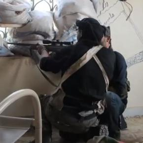 Lunetist sirian afiliat Al-Qaeda
