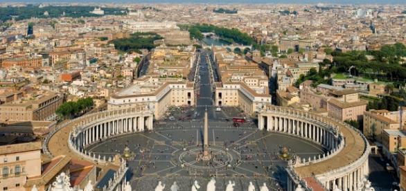 Watykan, Plac św. Piotra (źródło: Wikipedia)