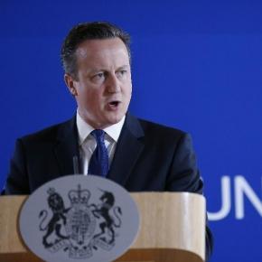 David Cameron anunță vremuri dure