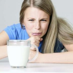 Intolerancia a la leche, problemas de salud