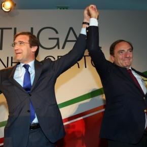 PaF venceu eleições com 38,55% dos votos