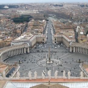 Plac Świętego Piotra miejscem rzezi chrześcijan?