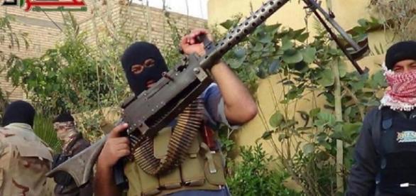 Buldozerul din Fallujah - cel mai temut jihadist