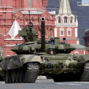 Armata rusa a intervenit in forta in Siria