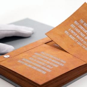 Libro que potabiliza el agua, Drinkable Book