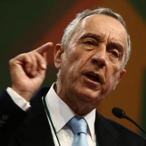 Marcelo R. Sousa candidato às presidenciais.