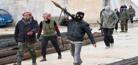 U.S weapons fall in the hands of Islamic militants