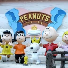 """Alle lieben Snoopy und seine """"Peanuts""""-Familie"""