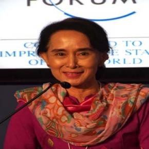 Kyi's Opposition Party Wins Myanmar Election.