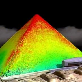 Mister descoperit in Marea Piramida