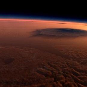 Why was life on Mars extincted?