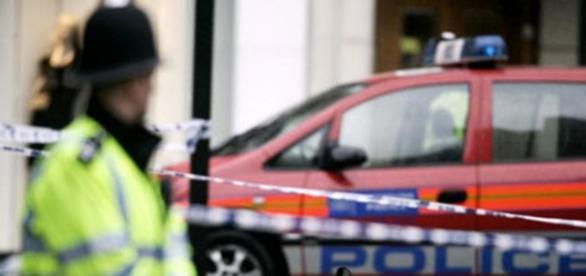 Poliția din Regat în alertă maximă