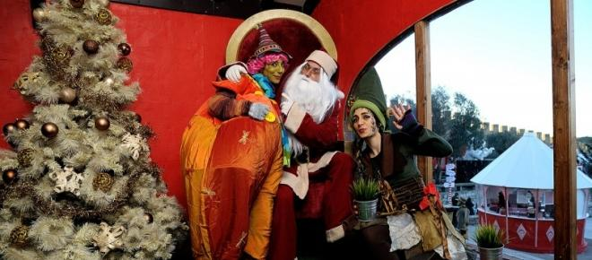 A Vila Natal regressa mais uma vez a Óbidos