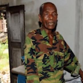 Bătrânul din Malaezia care a descoperit bebelușul