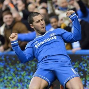 Spielt Eden Hazard bald bei Real Madrid?