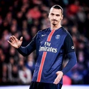 Zlatan Ibrahimovic hat genug von Cristiano Ronaldo