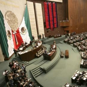El escenario en que se votó el Presupuesto