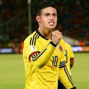 James Rodriguez ist sauer auf Real Madrid