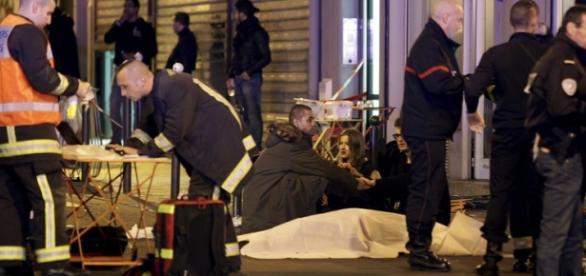 Atac terorist la Paris. Sunt cel puțin 40 de morți