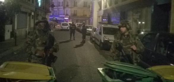 Militär in Paris: Ausnahmezustand verhängt