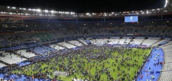 Stade de France, unul dintre țintele teroriștilor